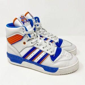Adidas Rivalry Hi Knicks Retro